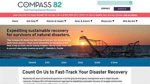 Compass 82 website
